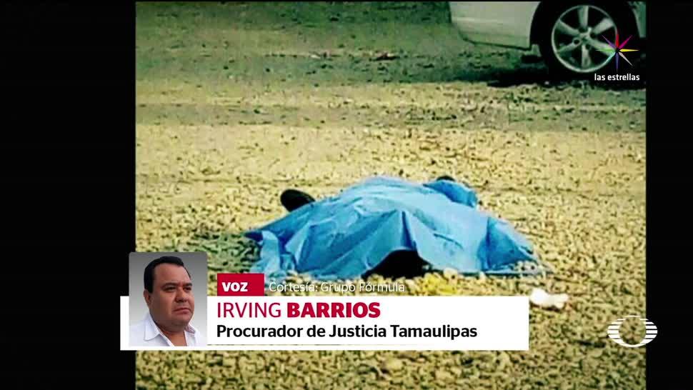 Autoridades Buscan Asesinos Director Penales Tamaulipas