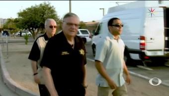 sheriff Joe Arpaio podría condenado prisión