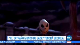 El extraño, mundo, Jack, secuela