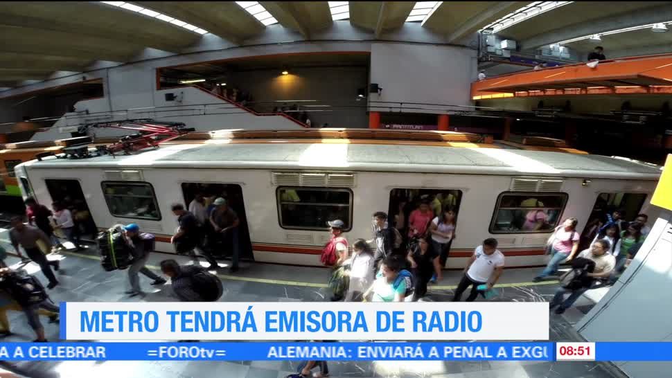 Metro, tendrá, emisora, radio