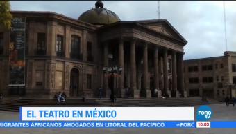 10 Mejores Teatros República mexicana