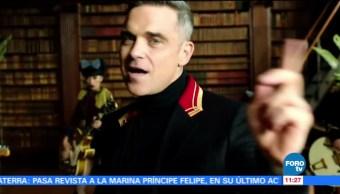Robbie Williams, aclara, físico, enfermedad
