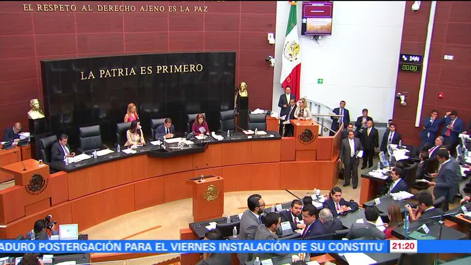 Senado mexicano debate situación en Venezuela