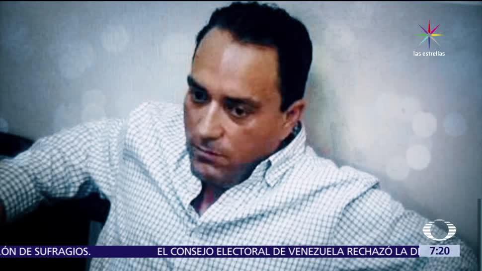 Sigue, preso, Roberto Borge, Panamá