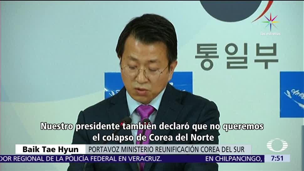 Surcorea Afirma Tumbar Régimen