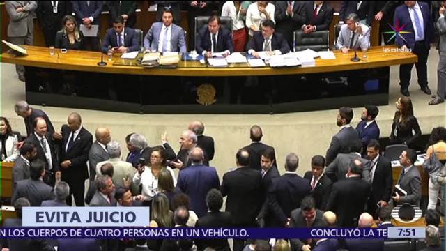 Michel Temer, votos, acusaciones, corrupción