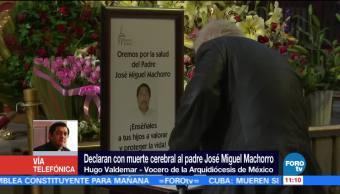 Padre Machorro Sigue Respirando Hugo Valdemar