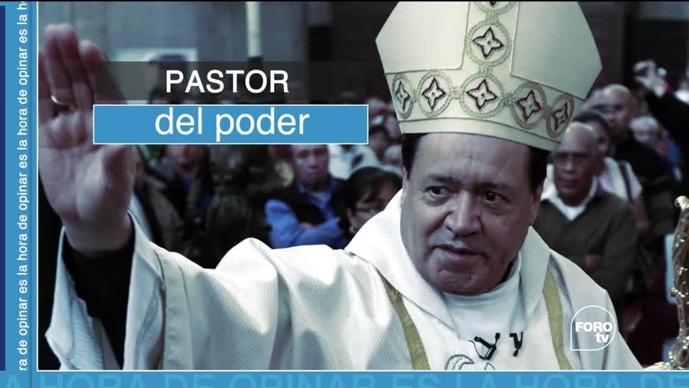 Norberto Rivera el pastor del poder