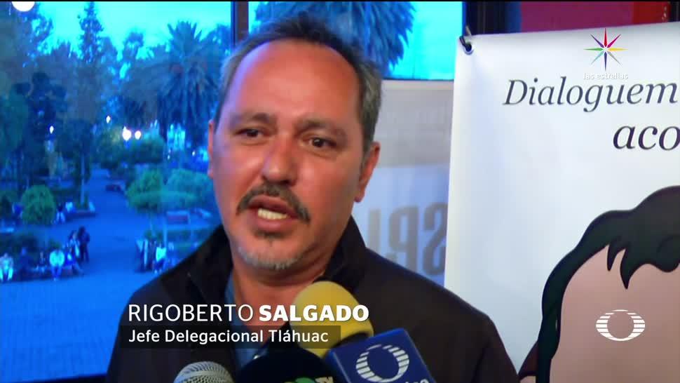 Inician proceso para remover delegado Tláhuac