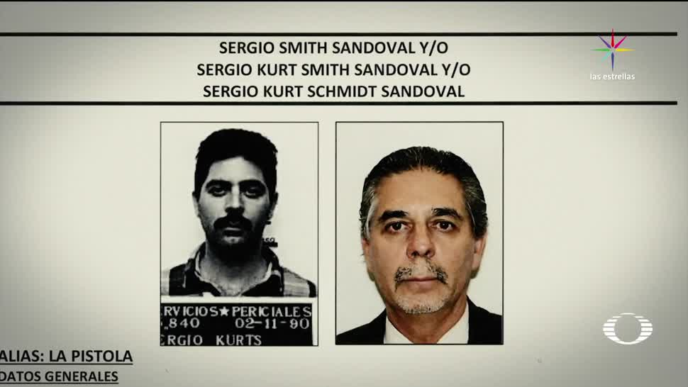 Liberan Sergio Kurt Schmidt operador financiero