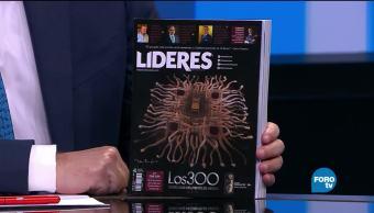 Los 300 líderes México revista Lideres
