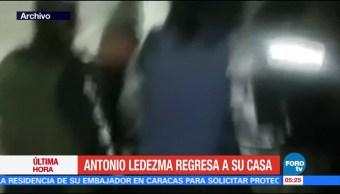 Conceden Prision Domiciliaria Antonio Ledezma Opositor Venezolano