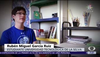 Joven Mexicano Gana Lugar Nasa Programar Robots Orbita
