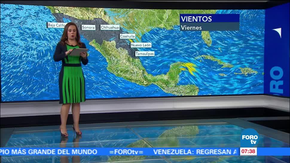 Dos Ondas Tropicales Zona De Inestabilidad Provocaran Lluvias En Mexico
