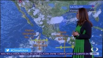 Clima Al Aire Pronostican Tormentas Mayor Parte Del País