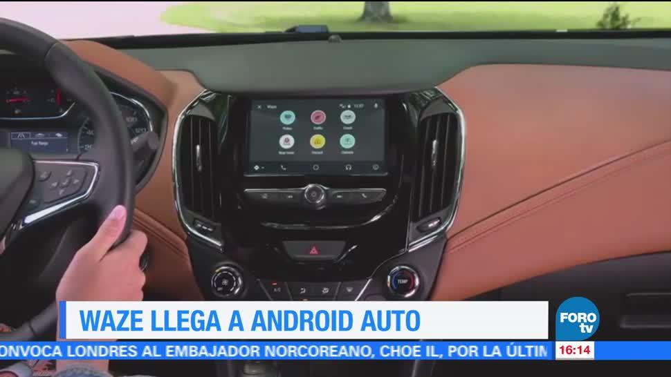 Waze Llega Android Auto