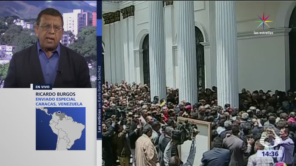 Venezuela enfrentada polarizada instalación de Constituyente