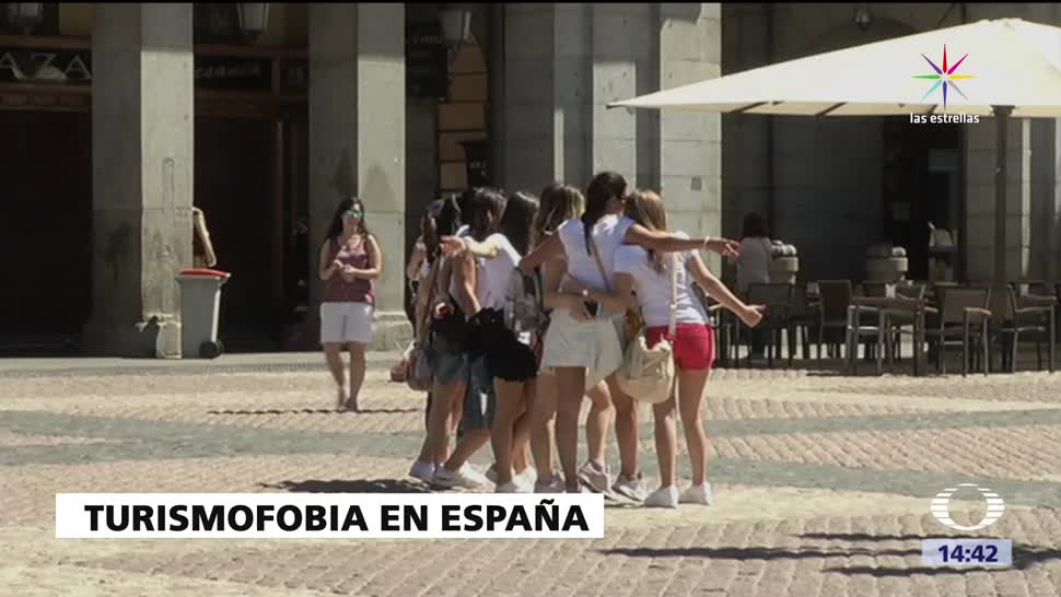 Gobierno español combatirá fobia contra turistas