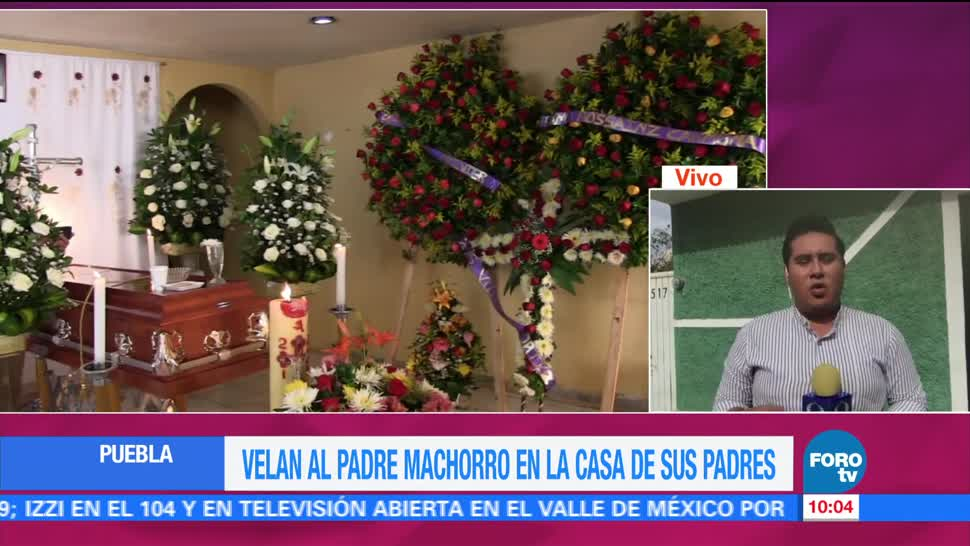 Velan Padre Machorro Casa Padres Puebla Restos Del Padre José Miguel Machorro Catedral Metropolitana De La Cdmx