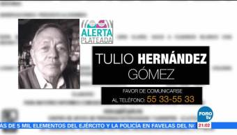 Activan alerta plateada por búsqueda de exgobernador de Tlaxcala