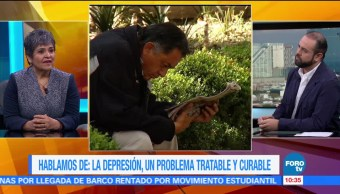 Depresión Hombres Hospital Psiquiatría