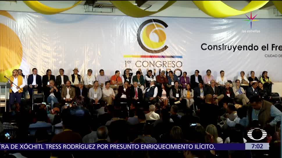 PAN PRD Construcción Frente Amplio Democrático