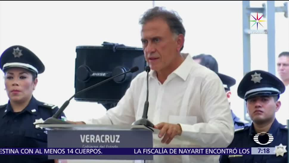 Yunes Pruebas PGR Javier Duarte