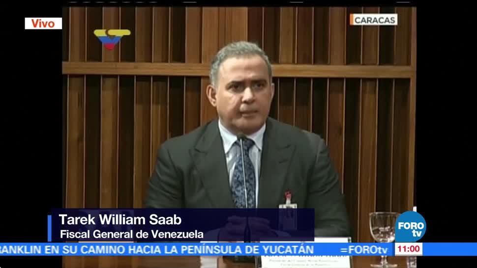 Fiscal Venezuela Destitución Luisa Ortega