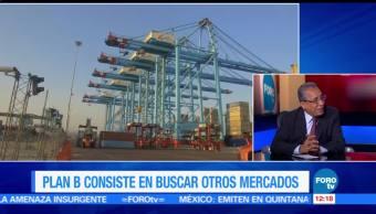 Luis Soto, Plan B, México, TLCAN