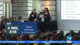 Realizaran Proceso Publico Abierto De Asignacion Plazas Docentes