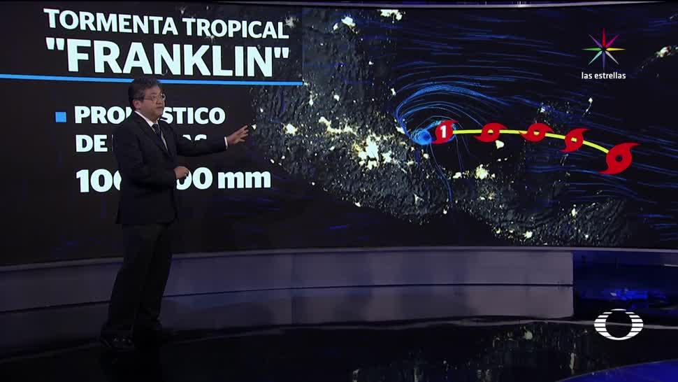 Tres fenómenos meteorológicos afectan el país