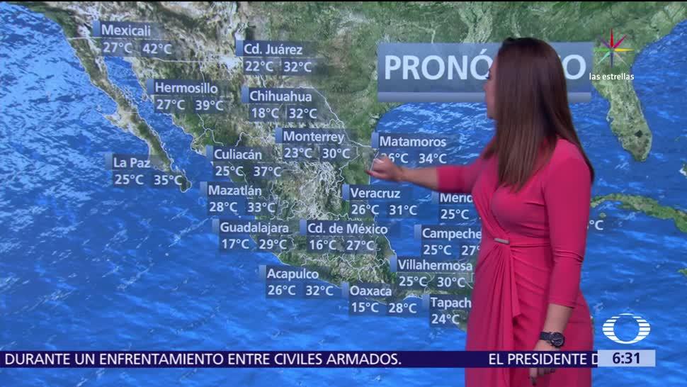 Nublados, Franklin, Península, Yucatán