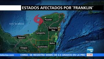 Seguirán Lluvias Nuevo León Protección Civil