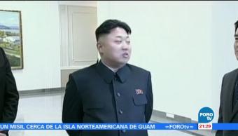 Pyongyang anuncia plan atacar Estados Unidos