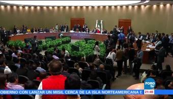 IEEM concluyó cómputo elección a gobernador