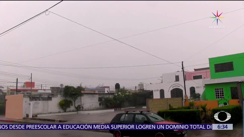 CFE, restableció, servicio, Campeche