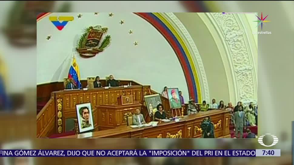 Asamblea Constituyente, Venezuela, aprueba, decreto
