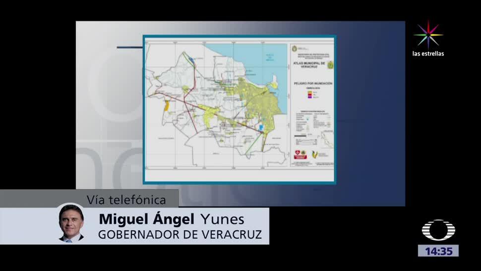 Se preparan Veracruz para llegada Franklin