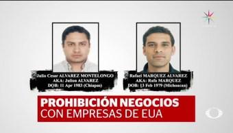 EU investiga Rafa Márquez y Julión Álvarez por nexos con narco