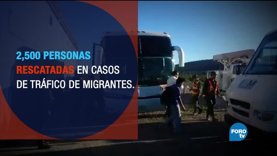 Trump culpa a ciudades santuario de tráfico de inmigrantes