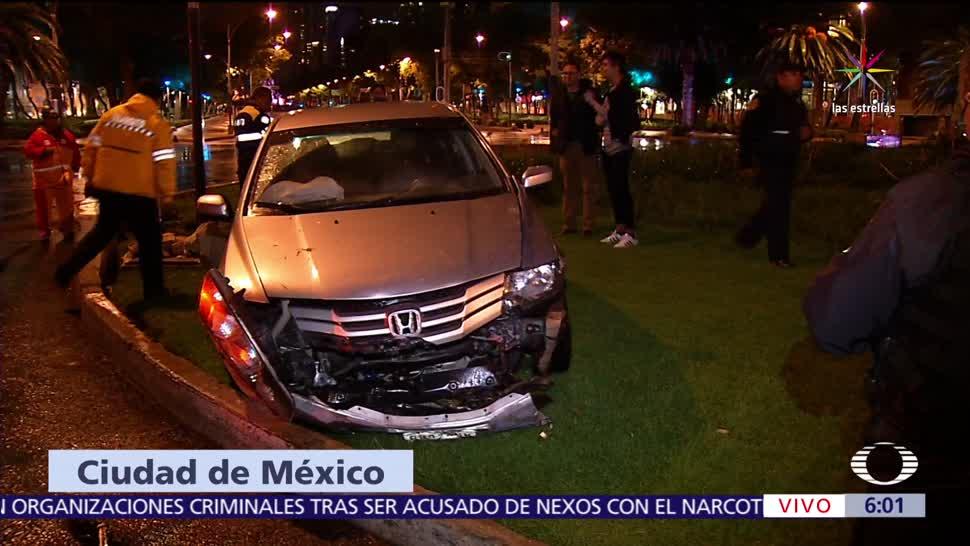 Accidentes, automovilísticos, bloqueo, robo