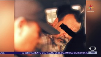 PGR Confirma Arresto Raúl Flores