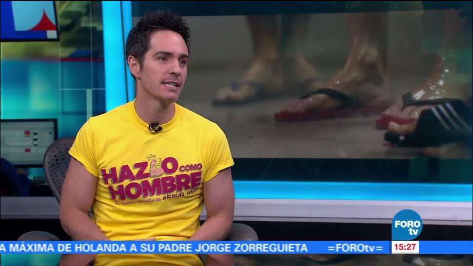 Mauricio Ochmann homofóbico Hazlo como Hombre