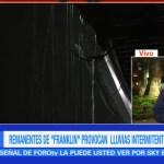 Puebla se mantiene en alerta tras paso de 'Franklin'