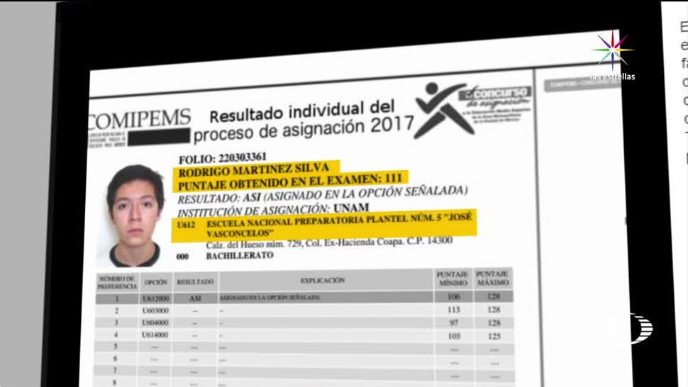 Tenían razón, aspirantes a la UNAM reciben sus resultados reales