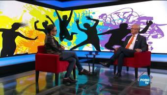 Genaro Lozano entrevista a Arie Hoekman