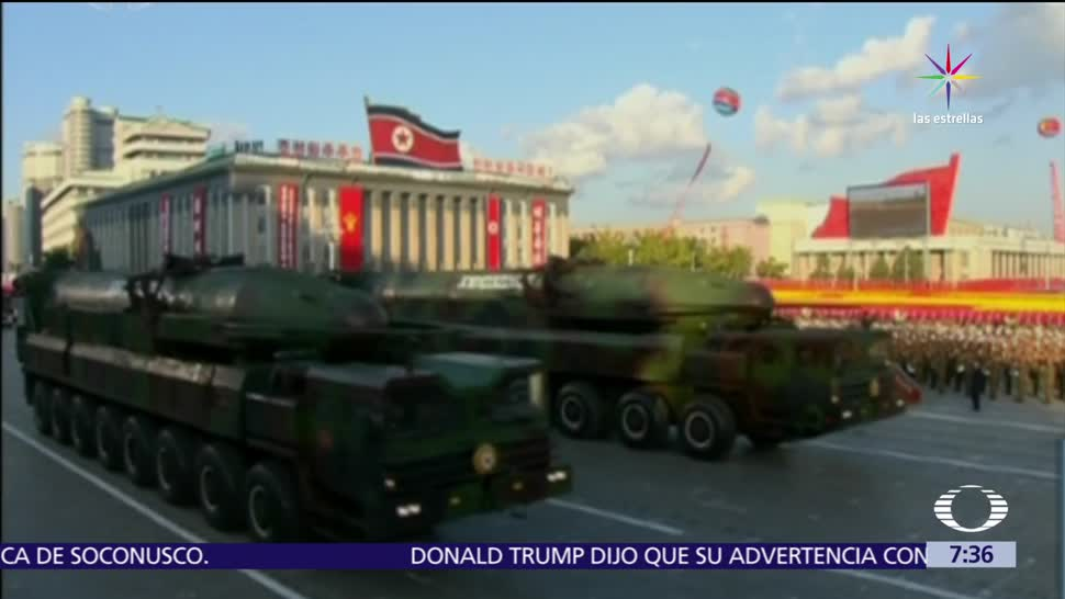 Estados Unidos Corea Norte reiteraron amenazas