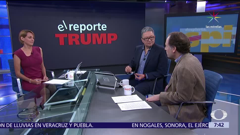 tensión Corea del Norte Reporte Trump