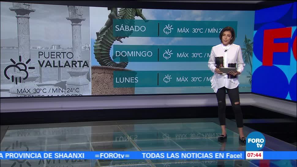Ondas tropicales provocarán lluvias Chiapas Tabasco