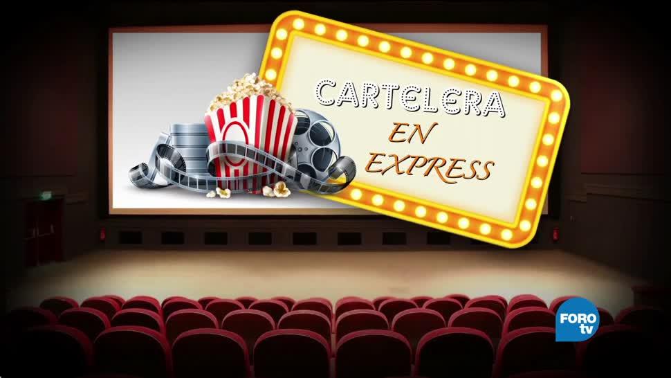 La cartelera express con Adriana Riveramelo